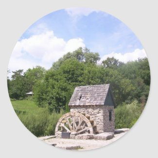 Watermill Stickers sticker