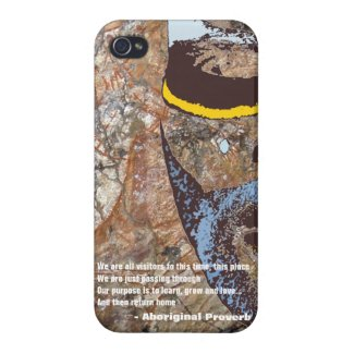 We are just passing through cases for iPhone 4