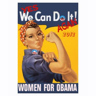 WE CAN DO IT OBAMA TSHIRT DESIGN zazzle_shirt