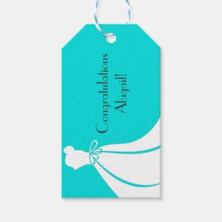 Wedding Gift Tag Pack Of Gift Tags