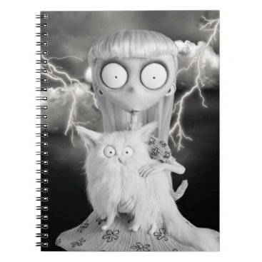 Weird Girl Notebook