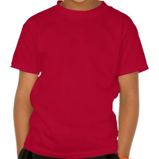 Welsh Dragon Silhouette T Shirt
