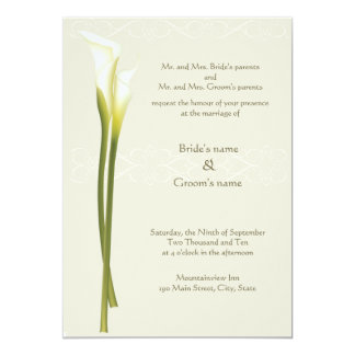 Deerly Beloved Almond Card