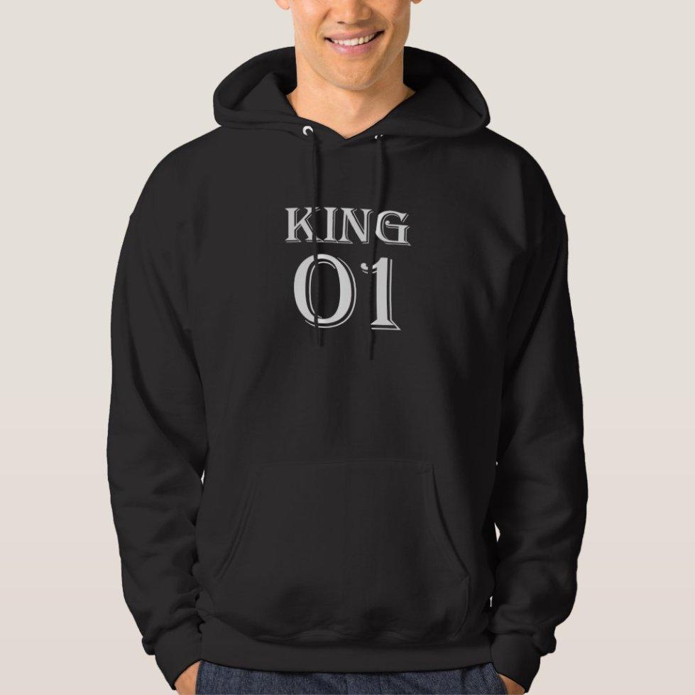 White King 01 Hoodie