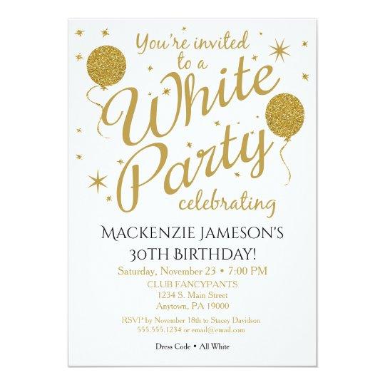 Printable Invitations Zazzle