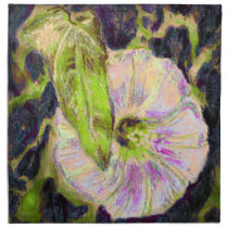 Wild Morning Glory by Alexandra Cook american mojo napkins