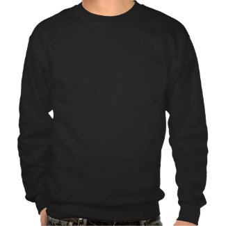 Wild Star-Red Pull Over Sweatshirt