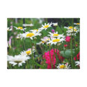 Wildflowers Stretched Canvas Print