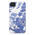 Willow pattern casematecase