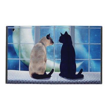 Window Cats iPad Case