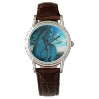 Windswept Unicorn in Azure Watch