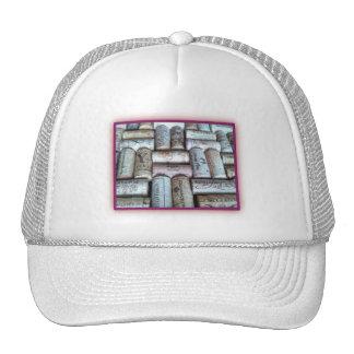Wine Cork Tray Trucker Hat