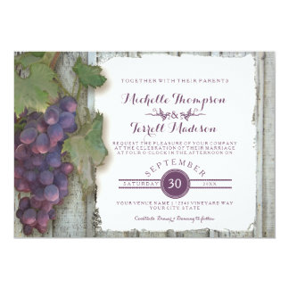 diy wine themed wedding invitations new