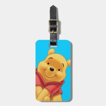 Winnie the Pooh 13 Luggage Tag