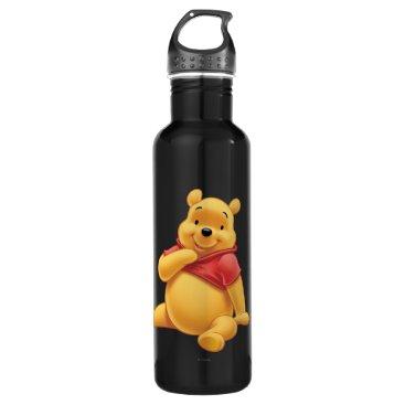 Winnie the Pooh 8 Stainless Steel Water Bottle