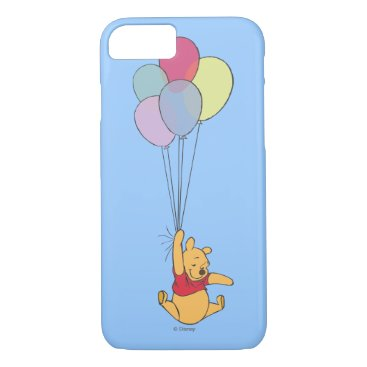 Winnie the Pooh and Balloons iPhone 8/7 Case