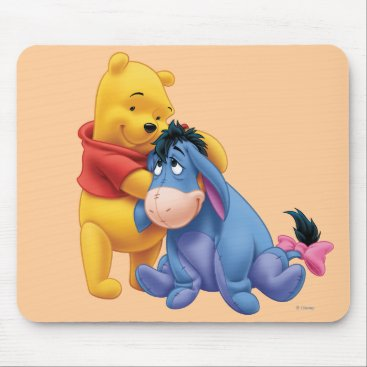 Winnie the Pooh and Eeyore Mouse Pad