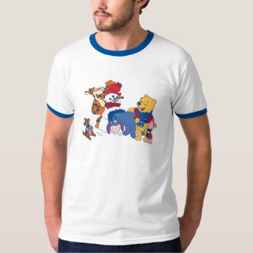 Winnie  the Pooh and Friends T-Shirt