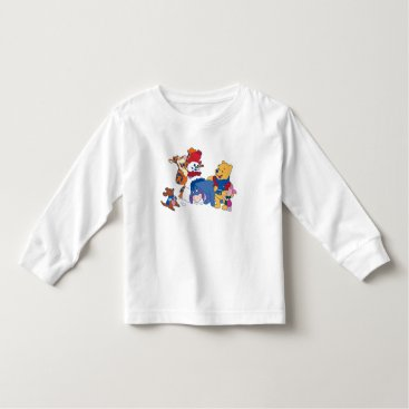 Winnie  the Pooh and Friends Toddler T-shirt