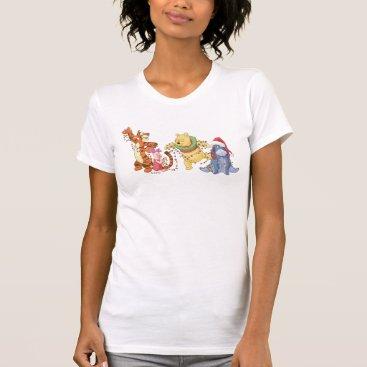 Winnie the Pooh | Christmas Lights T-Shirt