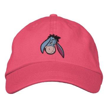 Winnie the Pooh - Eeyore Embroidered Baseball Hat