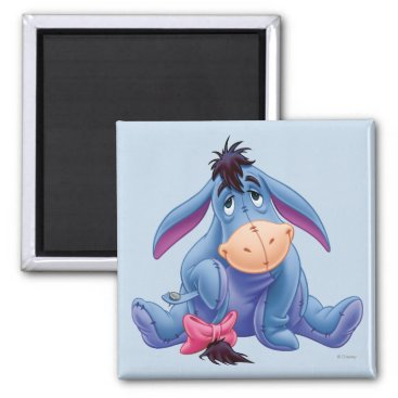 Winnie the Pooh   Eeyore Smile Magnet