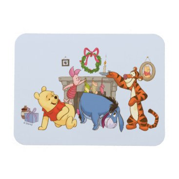 Winnie the Pooh | Hanging Stockings Magnet
