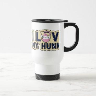 Winnie The Pooh | I Love My Hunny Travel Mug