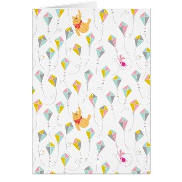 Winnie the Pooh | Pastel Kite Pattern