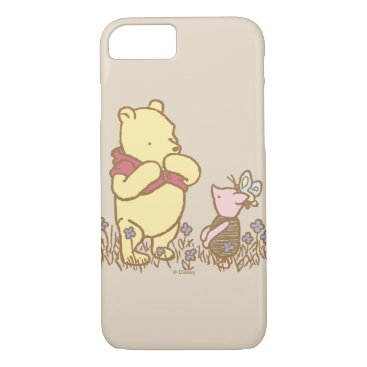 Winnie the Pooh | Pooh and Piglet in Field Classic iPhone 8/7 Case