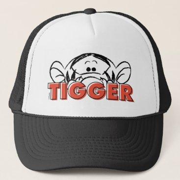 Winnie the Pooh | Tigger Peek-A-Boo Trucker Hat