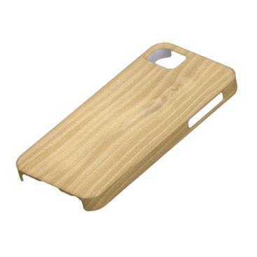Wood Grain Texture iPhone SE/5/5s Case