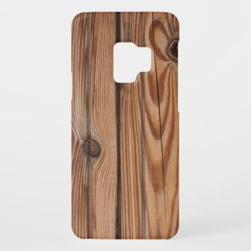 Wood Knot - Wood Grain Texture Case-Mate Samsung Galaxy S9 Case