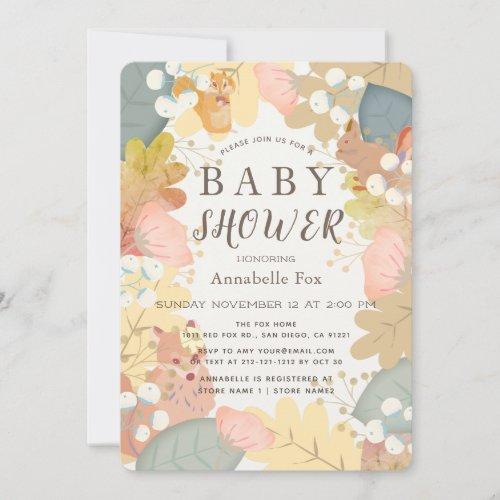 Shower Invitation