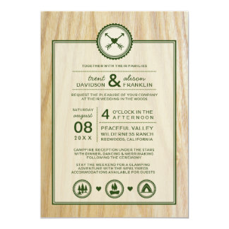 Woodland Wedding Invitations And Get Ideas How To Make Fetching Invitation Appearance 3