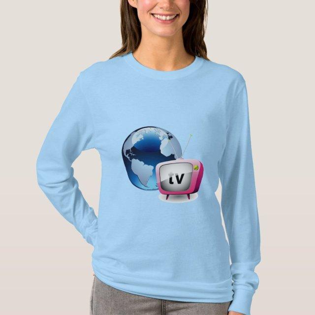 World Television Day November 21 T-Shirt