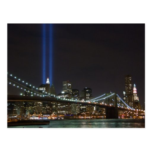 World Trade Center Never Forget 91101 Post Card Zazzle