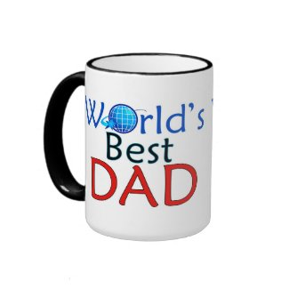 World's Best DAD - Mug
