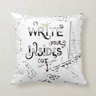 Write your Insides OUT!