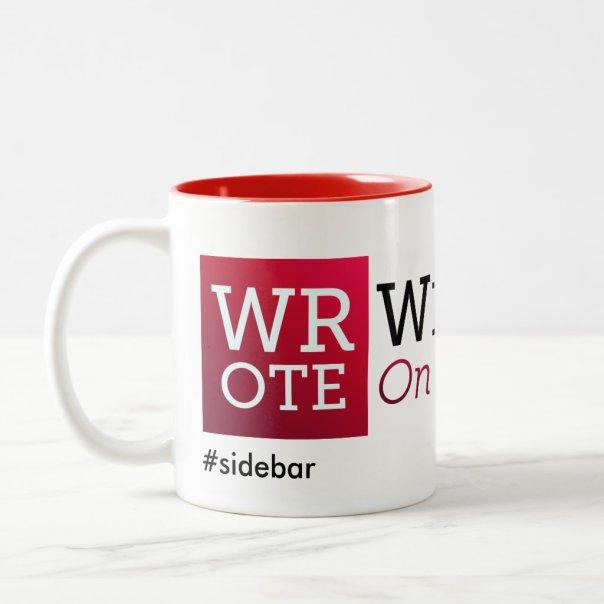 WROTE Safeword Mug