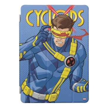 X-Men | Cyclops Character Art iPad Pro Cover