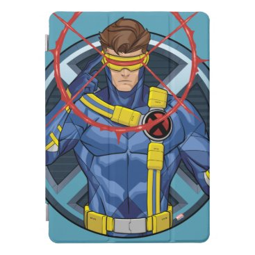 X-Men | Cyclops Character Badge iPad Pro Cover