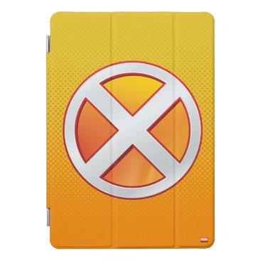 X-Men | Gold and White X Icon iPad Pro Cover