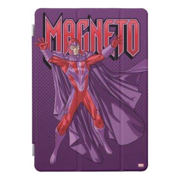 X-Men | Magneto Levitating In The Air iPad Pro Cover