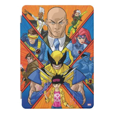 X-Men | X Themed Group Collage iPad Pro Cover