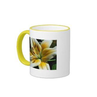 Yellow Lily Mug mug