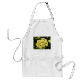 Yellow Rose Bush Apron