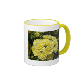 Yellow Rose Bush Mug
