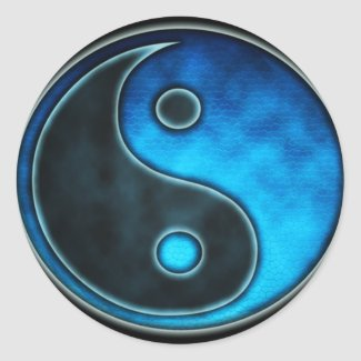Yin Yang - Sticker sticker
