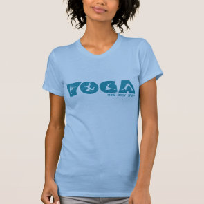 YOGA... Mind  -  Body  - Spirit T Shirt